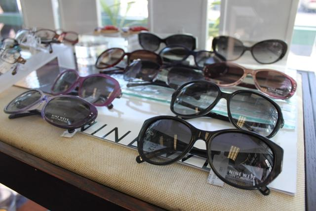 There are several factors to consider when purchasing a pair of sunglasses, including UV protection and frame style. Photo: 20 / 20 Optometry of Silicon Valley (2013)