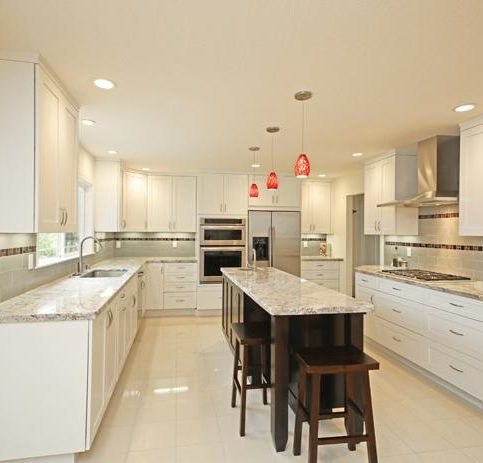 A Recent Kitchen Remodeling Project In Novato