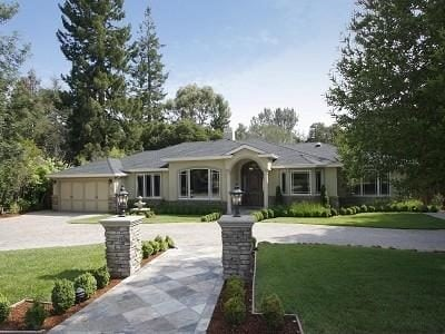 Howard Bloom Handled The Real Estate Transaction For This Home In Los Altos
