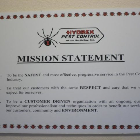 Hydrex Pest Control Of The North Bay Inc