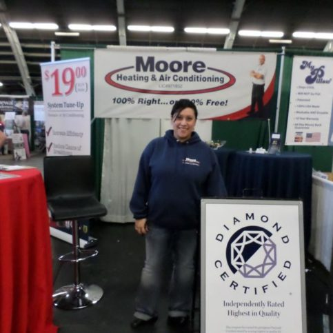 Moore Solar Heating Cooling