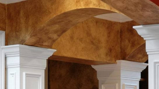 Why trust diamond certified faux finishes and decorative painting contractors rated highest in quality