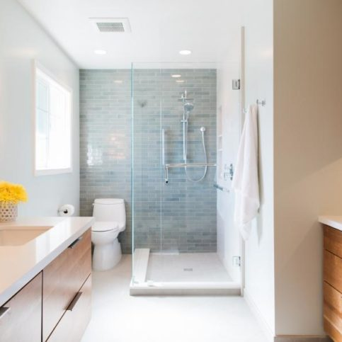 Charmant Case Design/Remodeling Recently Remodeled This Modern Master Bathroom In San  Jose.