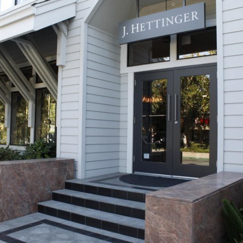 The Front Entrance Of J Hettinger Interiors Alamo Showroom