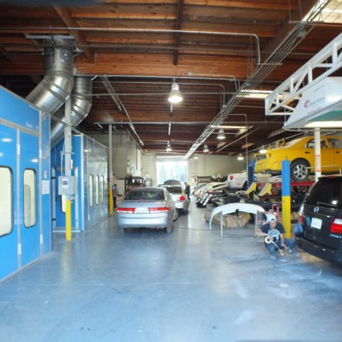 Manuel Collision Center >> Bay Area Auto Body Diamond Certified