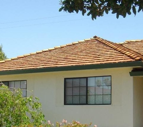 A Recent Wood Shingle Roof Project By Westshore Roofing