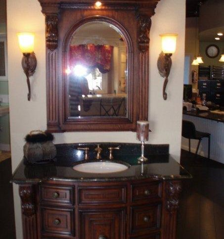 the company provides kitchen and bathroom remodeling services the company handles the remodeling process from start to finish