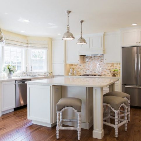 A Recent Traditional Kitchen Remodeling Project In San Jose