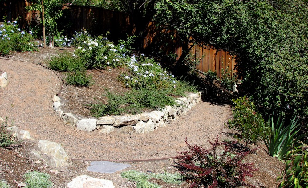 Three ways to reduce soil erosion and landslide risk diamond for Choosing plants for landscaping