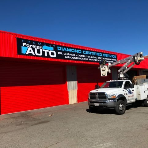 Fremont foreign auto diamond certified for Fremont motors service department