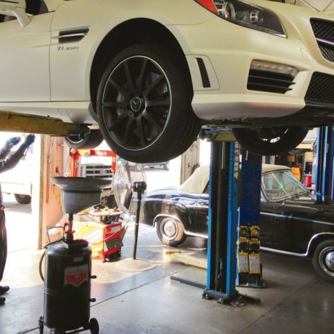 Sonoma county auto repair european specialist for Mercedes benz repair santa rosa