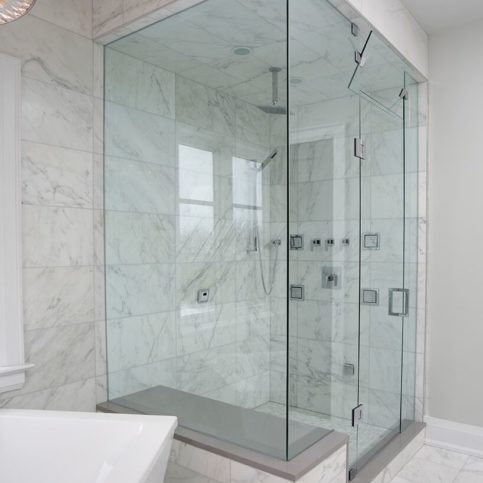 Schicker Luxury Shower Doors Inc Diamond Certified