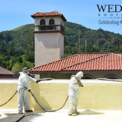 Marin County Roofing Diamond Certified
