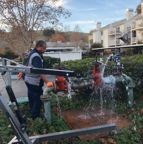 Contra Costa County Sewer Line Contractors Diamond Certified
