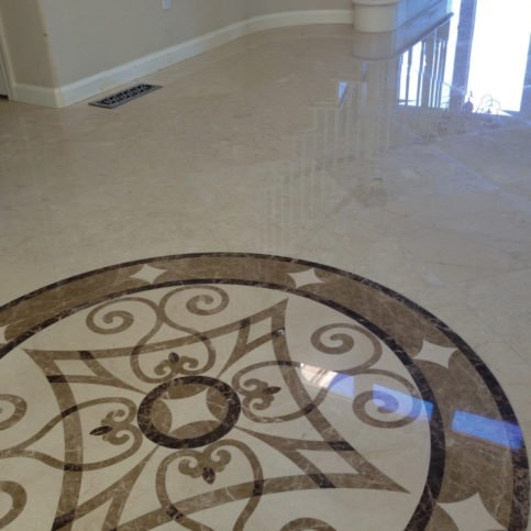 Selected Photos From The Tile Grout King Inc