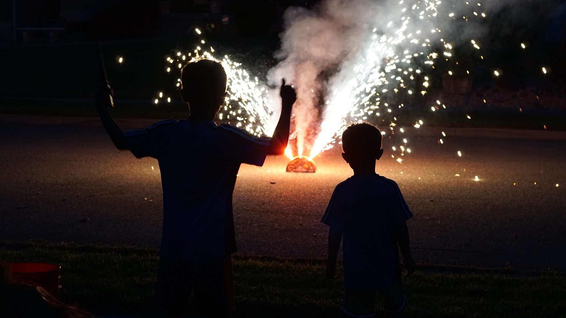 wildfire and fire safety fourth of july celebration fireworks