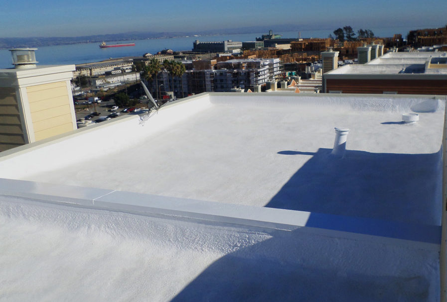 spf cool roofing