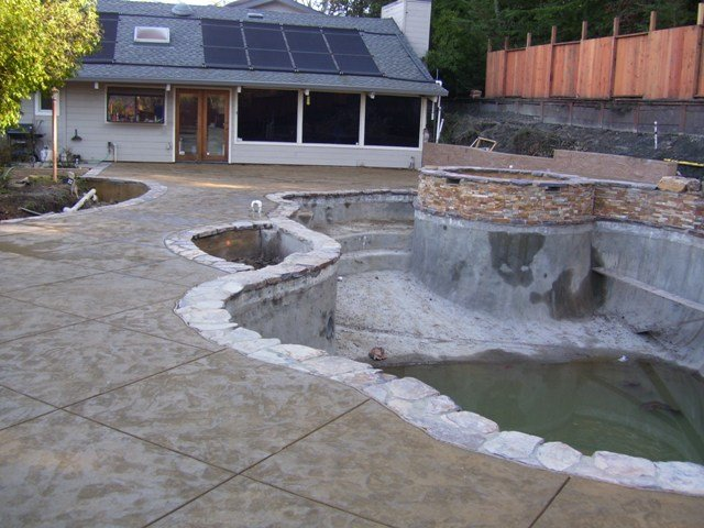 should you drain your pool for the winter in northern california