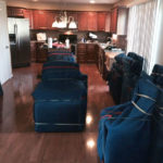 furniture packed by Sacramento movers