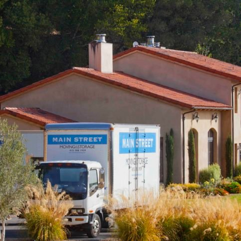 Bay Area - Movers | Diamond Certified