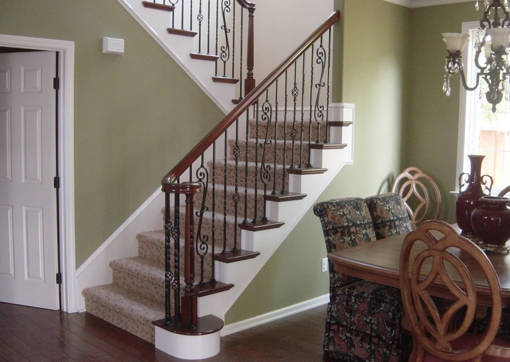 martinez stair company residential stairs remodeling project