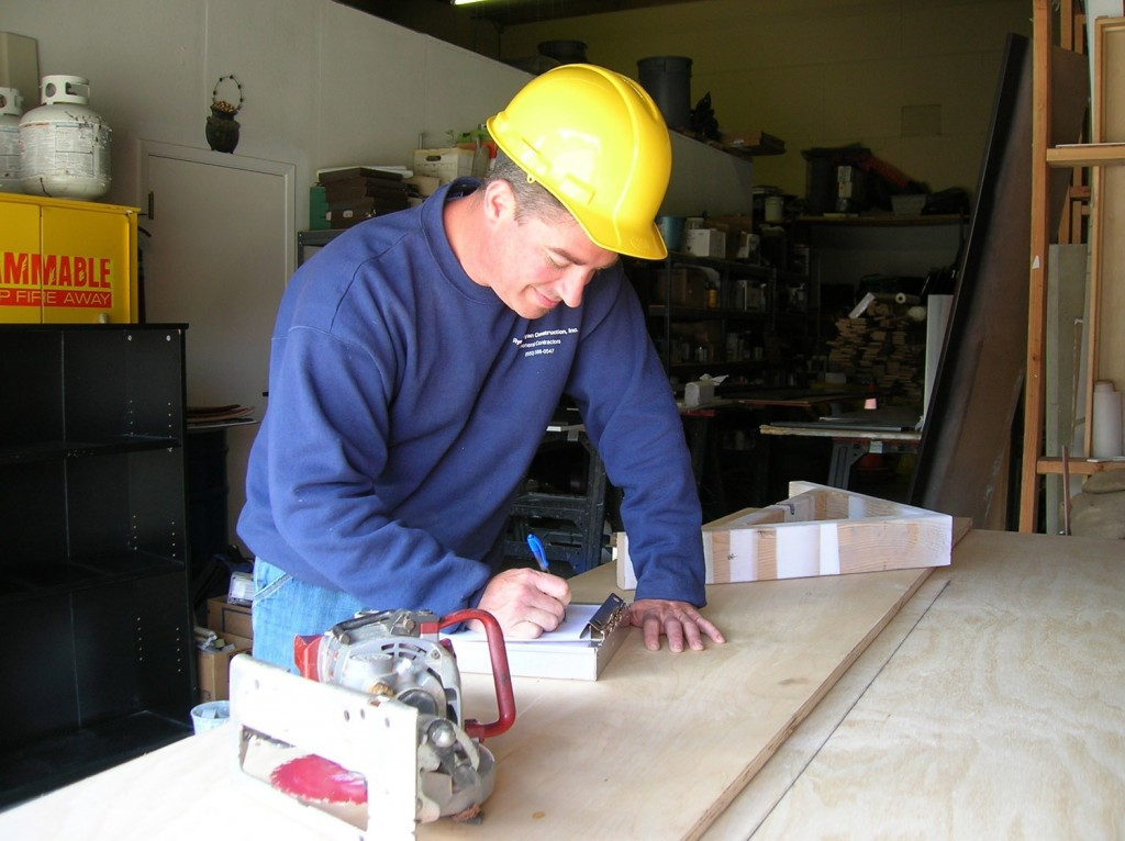 hiring a remodeling contractor