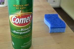 One critical aspect of cleaning is using an appropriate product and applicator for the surface being cleaned. Photo: Good & Clean Co. Inc. (2015)