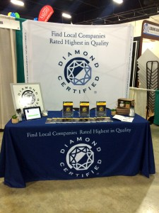 Home Show Blog Diamond Certified Booth-2