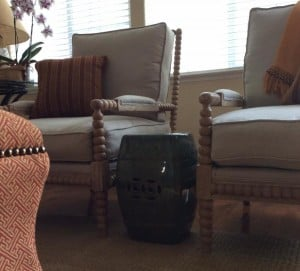 J. Hettinger Interiors Upholstery Chairs