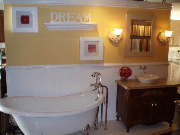 Designers want their clients to be satisfied with the end product. Photo: Ric's Kitchen & Bath Showroom (2015)