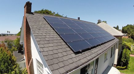Most solar panels are designed to only lose 1 percent efficiency each year. Photo: Sungevity (2016)